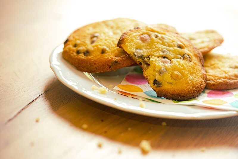 Smarties Cookies Recipe