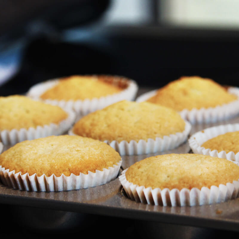 The Best Vegan Cupcake Recipe (UK)