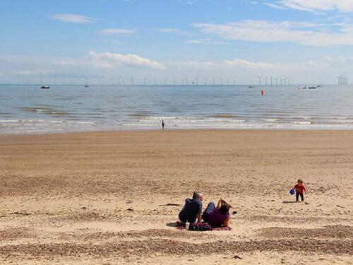 Dymchurch Beach, Kent