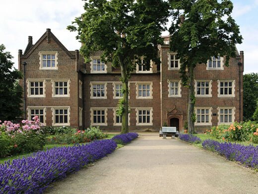 Eastbury Manor House, Essex