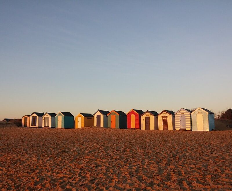 Aldeburgh Beach, Great Beaches in Suffolk