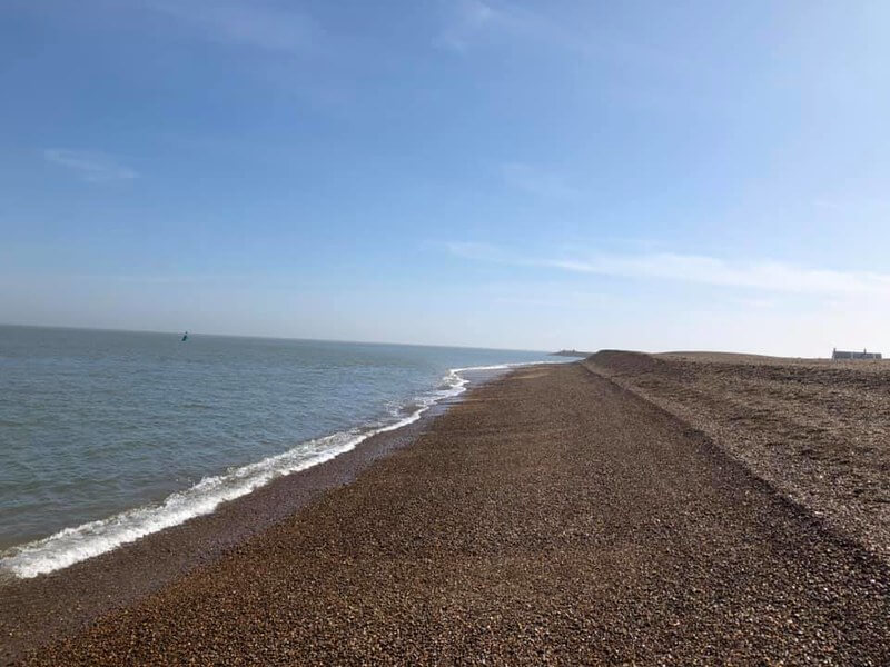 Shingle Street, Great Beaches in Suffolk