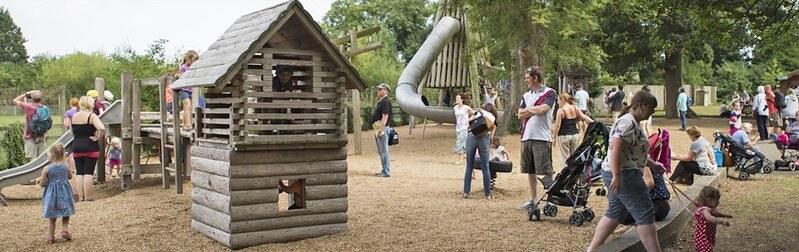 Playgrounds Post-Lockdown
