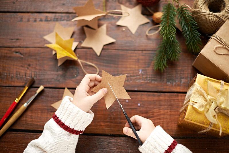 Star Crafts For Preschoolers