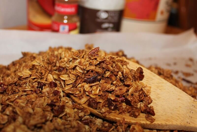 No-Bake Flapjacks