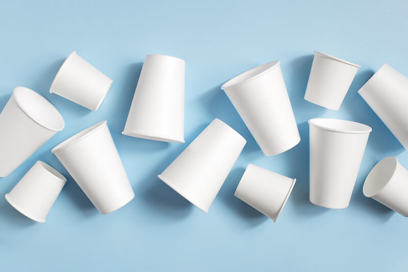 Paper cups for paper cup crafts