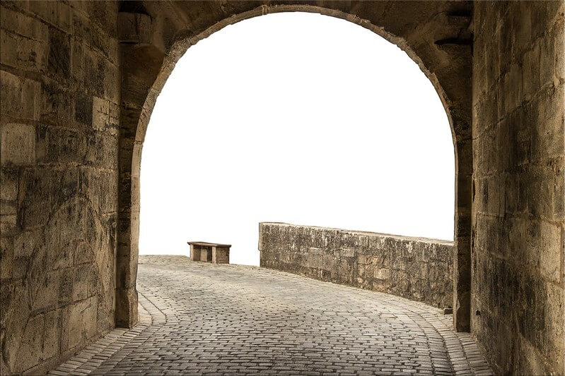 Stone Keep Castles Archway