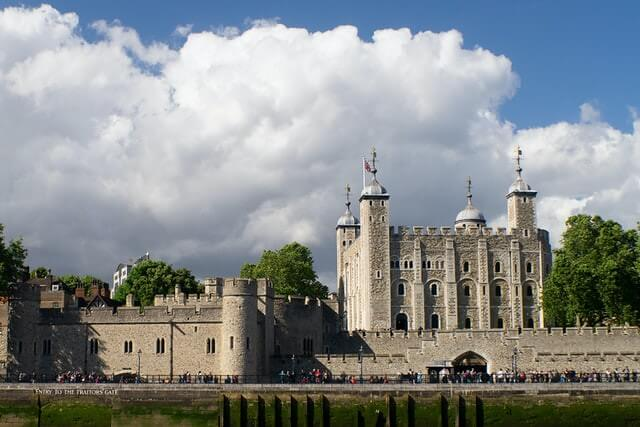 Stone Keep Castles Tower of London