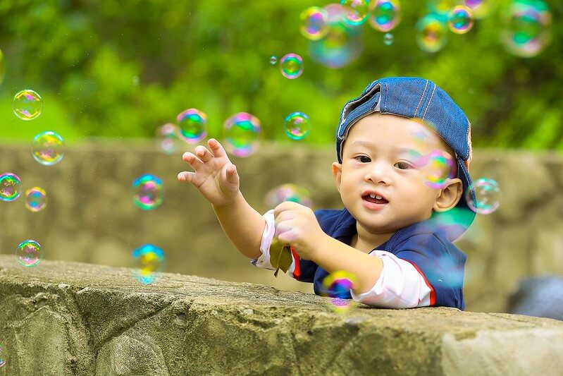 Bubble Activities To Improve Attention