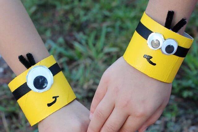 Minion Craft Ideas - Bracelets