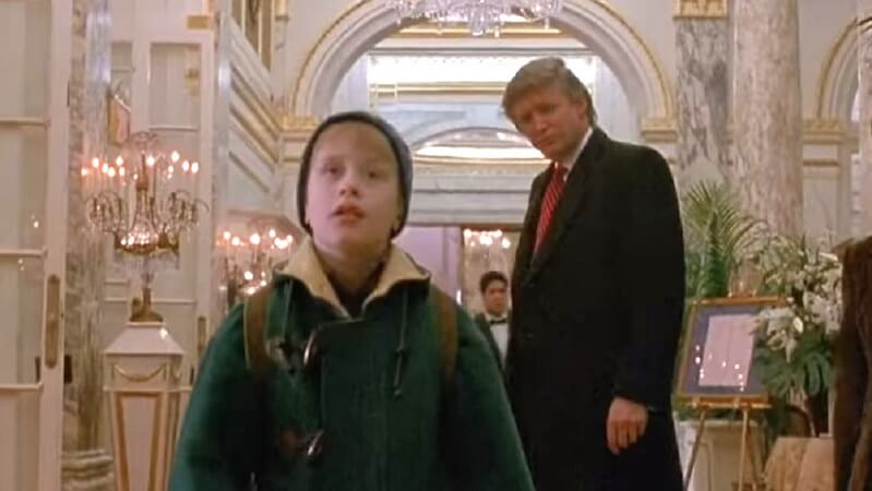 home alone film cameo