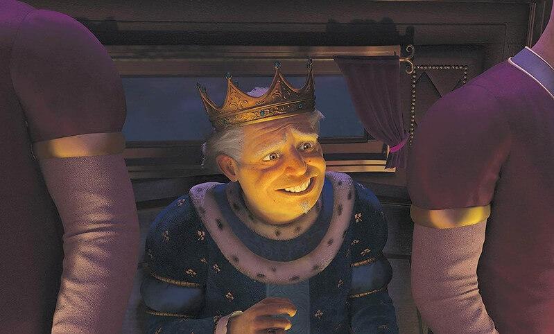 Shrek film cameo