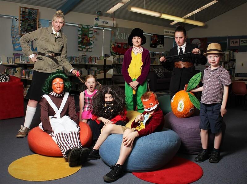 Roald Dahl Costume Ideas