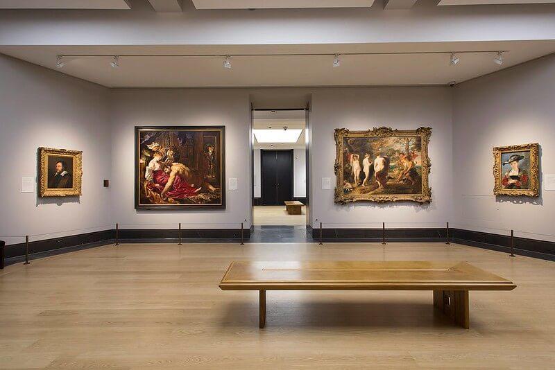 national gallery open london