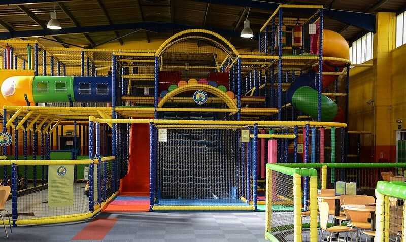 kids soft play watford