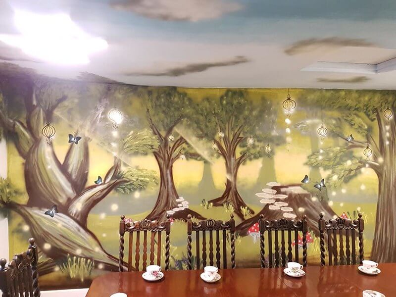 enchanted kids afternoon tea
