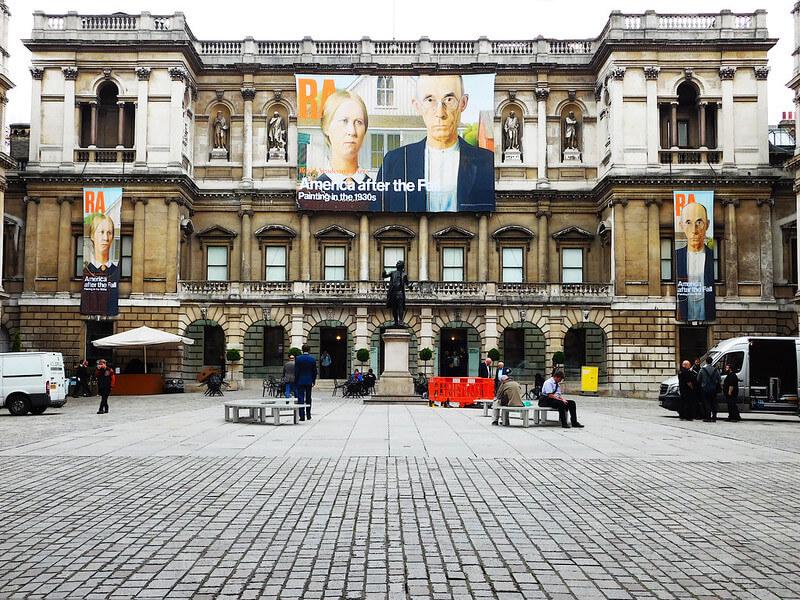 royal academy of arts london