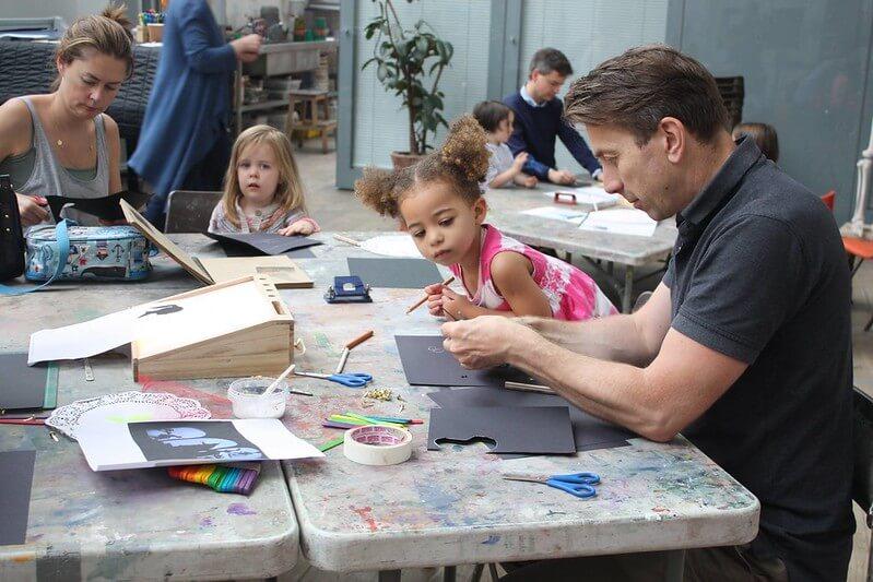 art centre for kids