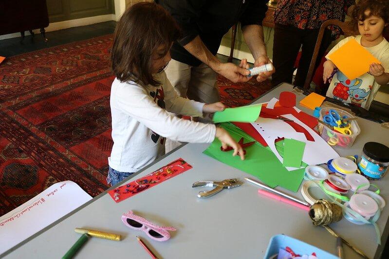 craft class for kids