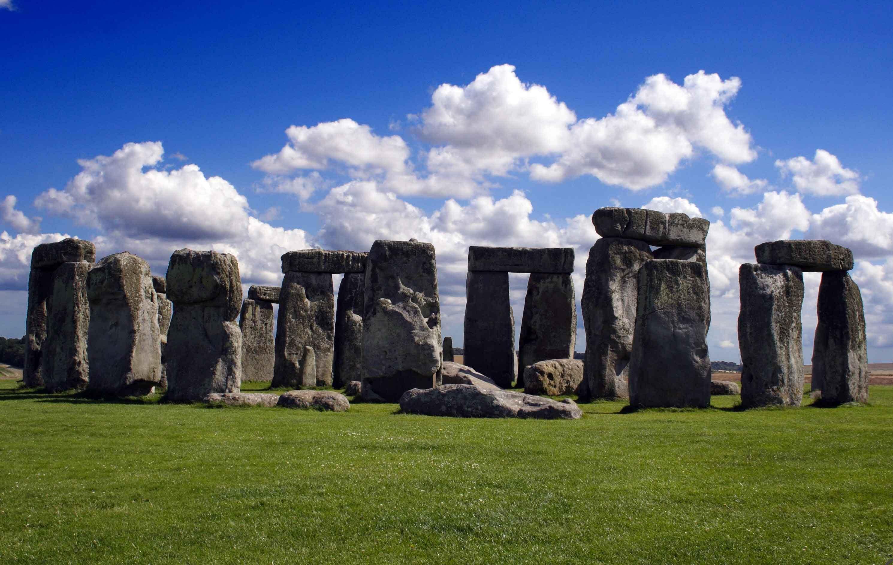 stonehenge trip for year 3