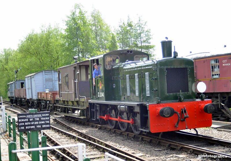 railway museum essex