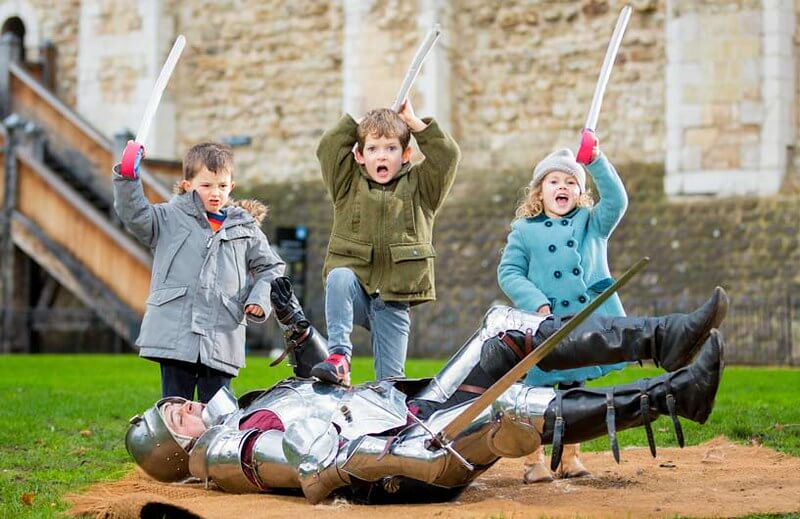 tower of london activities