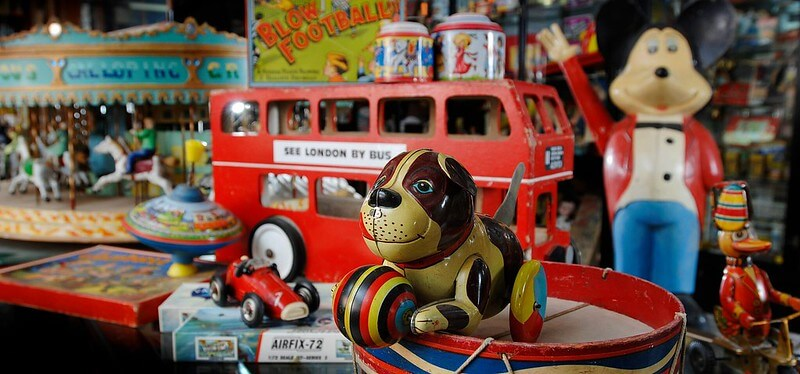 toy museum north london