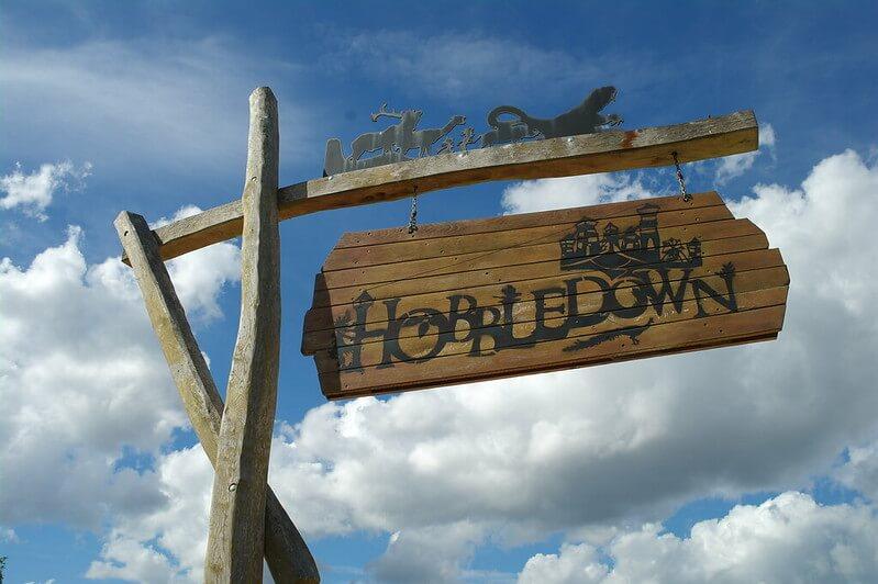 hobbledown adventure park