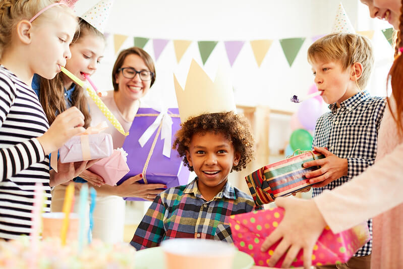 Great party ideas for 7-year-old-boys