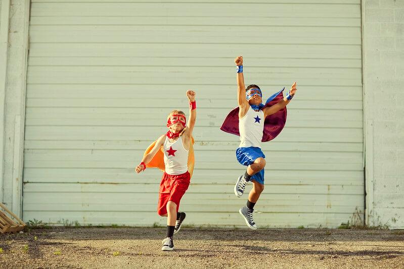 Superhero birthday party ideas for 7-year-old-boys