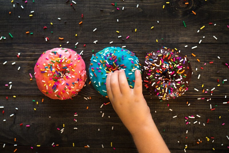 Doughnuts for doughnut party ideas for a day to remember for 10 year olds
