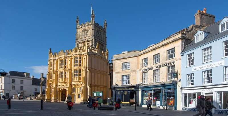 Cirencester, an idyllic Cotswold Family Holidays destination