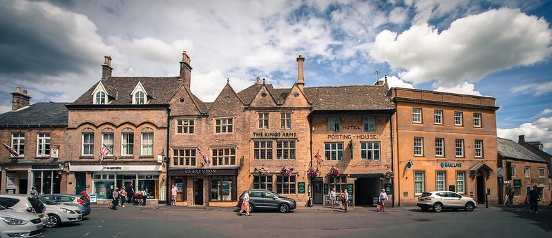 Stow On The Wold, a beautiful Cotswold Family Holidays destination