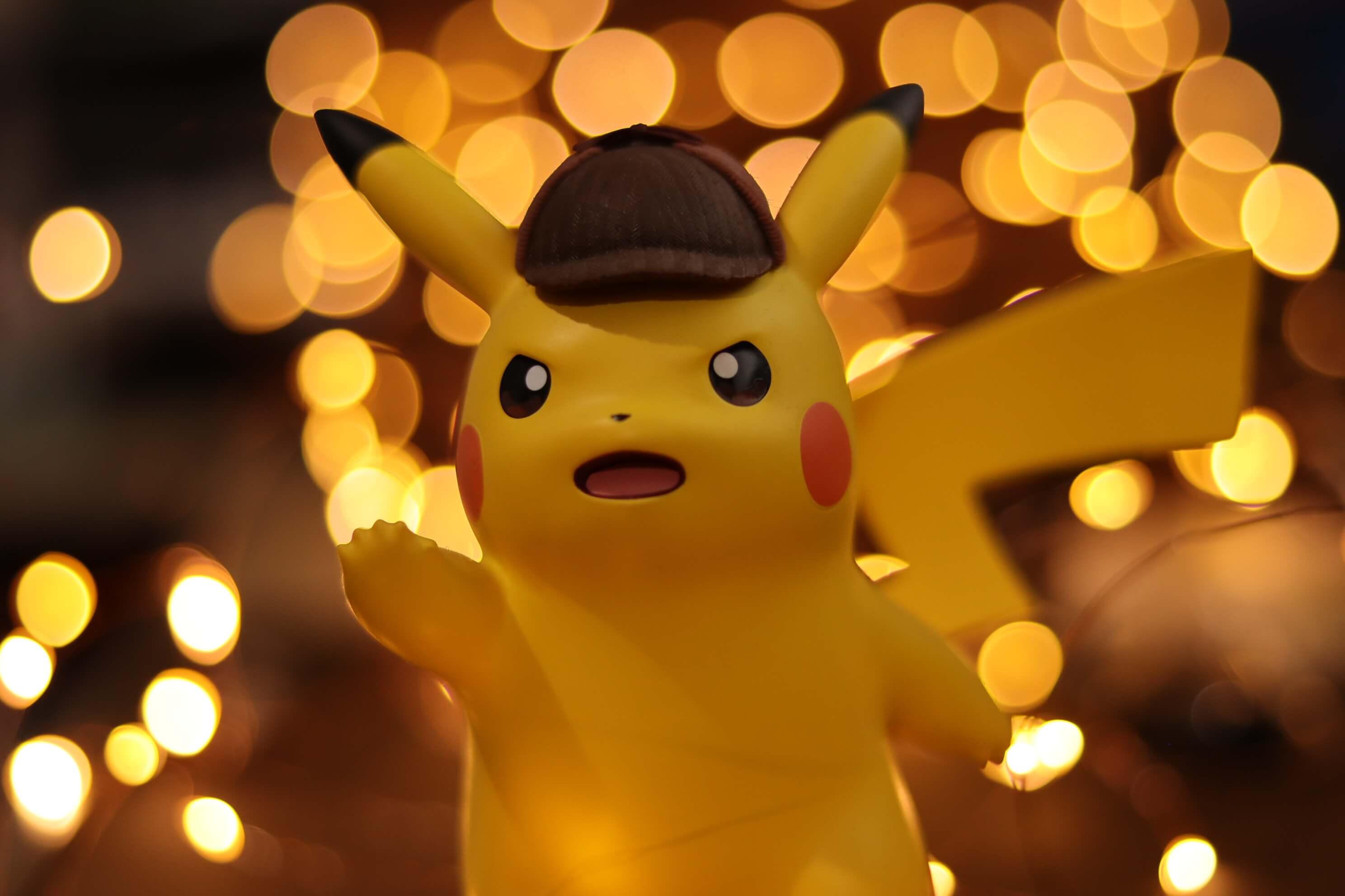 pikachu crafts