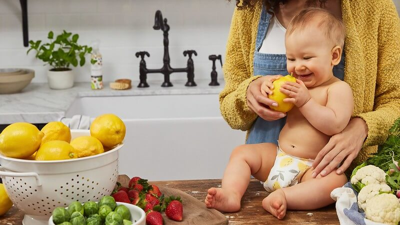 baby weaning ideas