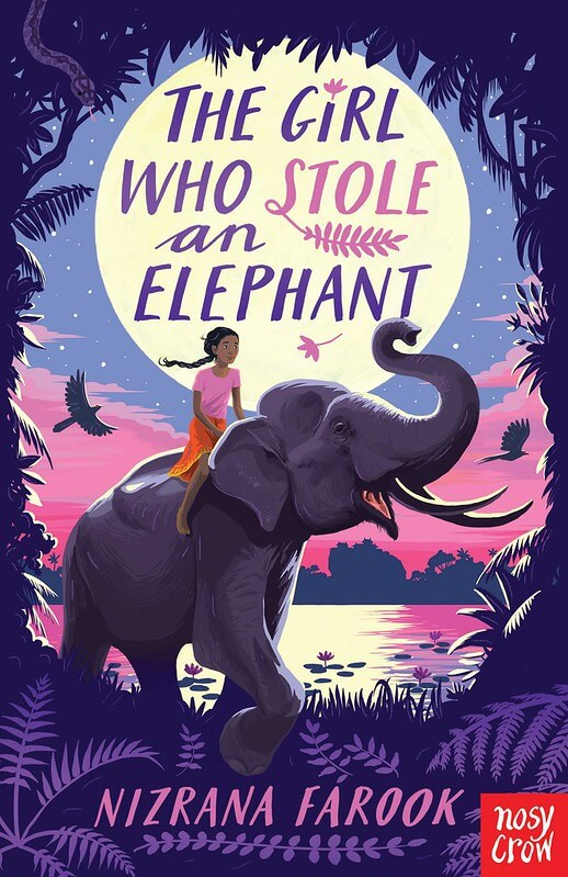 girl who stole an elephant