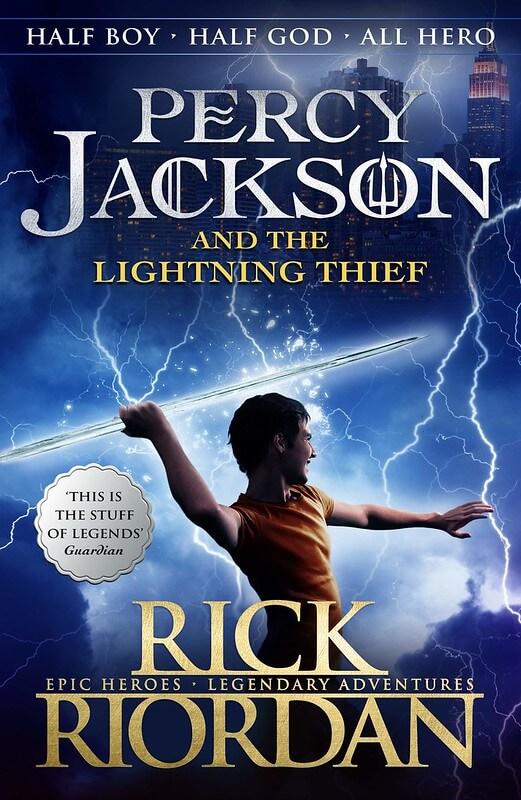 percy jackson book