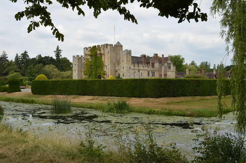 Hever Castle Reopens and can now be visited