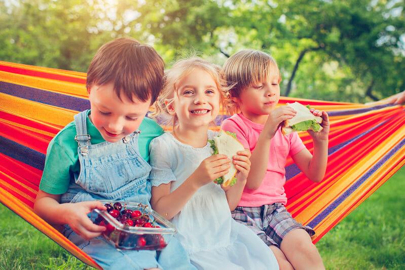 Kids snacking, kitchen cupboard organisation ideas made easy