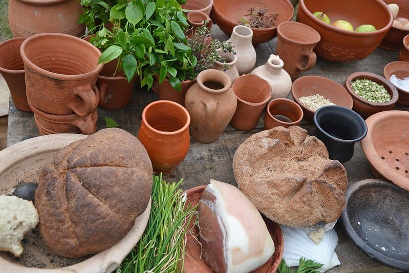 Anglo-Saxon Food for Anglo-Saxon Food Facts