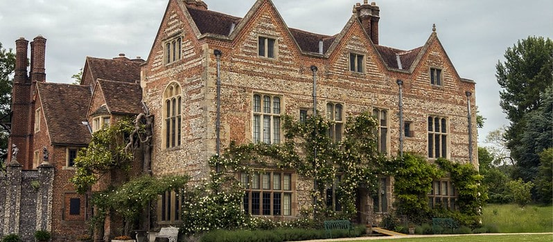 Greys Court, a perfect place if you're looking at National Trust Berkshire