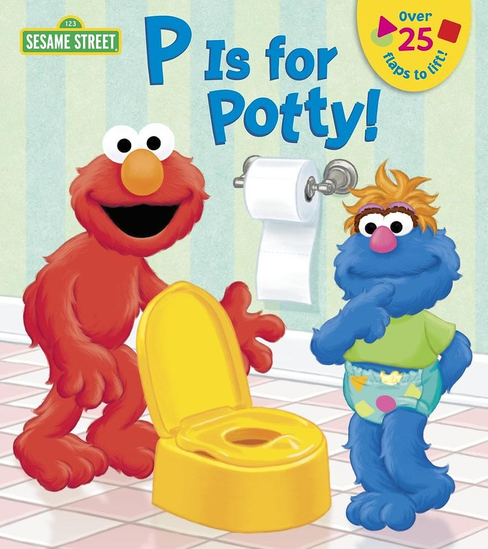 P is for Potty! by Naomi Kleinberg