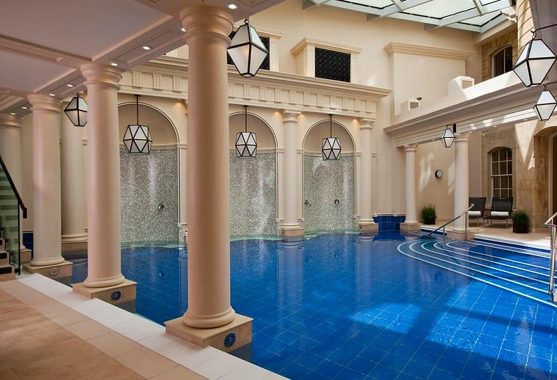 The Gainsborough Bath Spa, one of our great babymoon ideas.