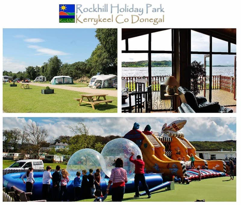 A selection of images of Rockhill Holiday Park, a lovely family holiday in Ireland