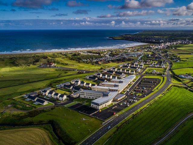 Diamond Coast Hotel in Ireland