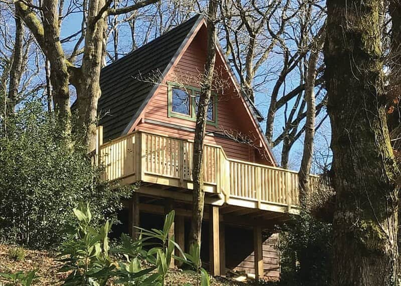 A house at the Finlake Holiday Resort, one of our great family holidays in Devon