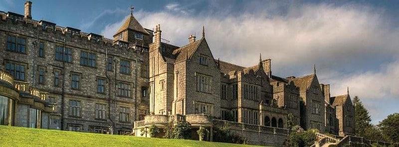 Dartmoor's Bovey Castle Hotel, a wonderful family holiday location.