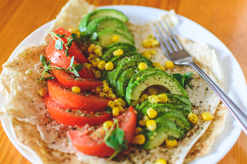 Tricolor Salad your kids might actually eat