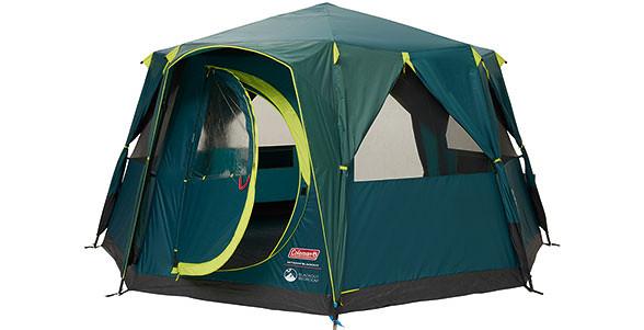 Coleman Octagon Blackout Tent.