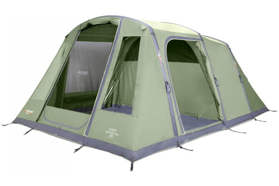 Vango Odyssey 500 Villa Air Tent.